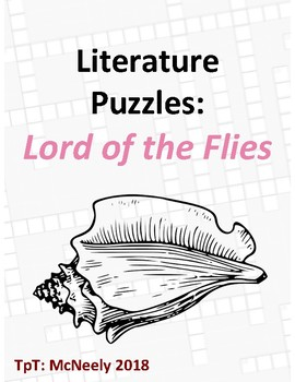 Literature Puzzles: Lord of the Flies