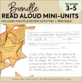 Read Aloud Center Activities Bundle | Officer Buckle and M
