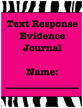 Literature Response Journal: A Must Have in the CCSS Era!