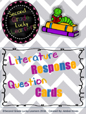 Literature Response Question Cards
