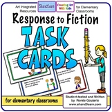 Response to Fiction Task Cards
