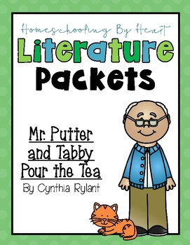 Literature Review: Mr. Putter and Tabby Pour the Tea