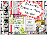 Literature-Rich Resources for Phonics Instruction : BUNDLE!