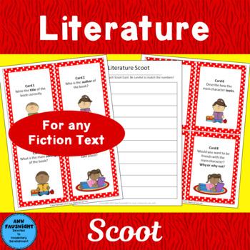 Literature Scoot