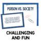 Literature Skills Activity Bundle: Figurative Language, Conflict, Literary Terms
