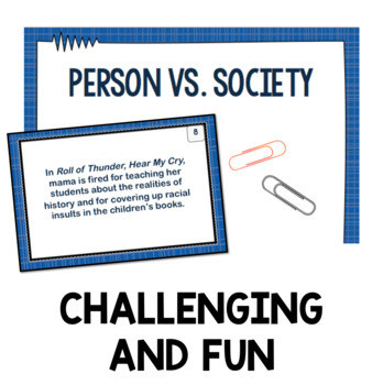 Literature Skills Bundle: Figurative Language, Conflict, Irony, and more!