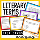 Literature Skills Bundle: Figurative Language, Conflict, Irony, and more!