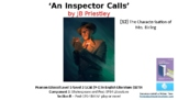 Literature Study (12) An Inspector Calls – The Characterisation of Mrs. Birling