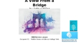 Literature Study: (14) 'A View from a Bridge' – Revision Lesson