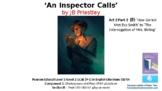 Literature Study(8) An Inspector Calls Act 2 Pt 2 'Gerald'-'Mrs. Birling's End'