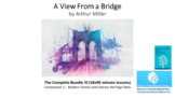 Literature Study: 'A View from a Bridge' – Complete Bundle 16x90 minute lessons