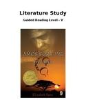 Literature Study: Amos Fortune Free Man