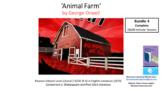 Literature Study: 'Animal Farm' – Bundle 4 (18x90 minute l