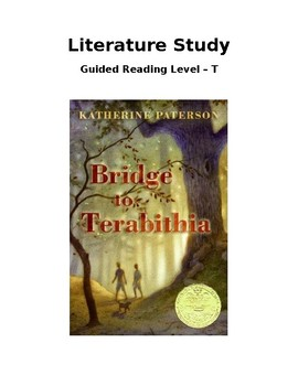 Literature Study: Bridge to Terabithia