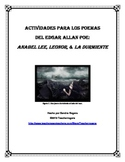 Middle School Poetry Study: 3 Edgar Allan Poe Poems (Spanish)