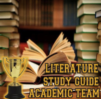 Literature Study Guide for Academic Team