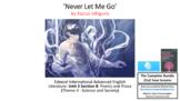 Literature Study: 'Never Let Me Go' – Complete Bundle (21x