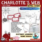 Charlotte's Web | Book Companion and Novel Study | Distanc