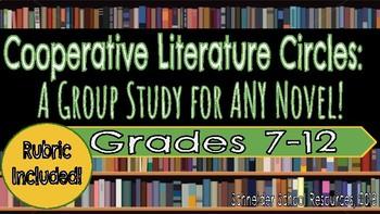 Literature Study Starter Set: Literature Study Materials for ANY Novel!