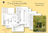 Literature Study: The Golden Goblet