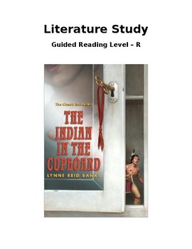 Literature Study: The Indian in the Cupboard