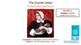 Literature Study The Scarlet Letter, Bundle 1: Chaps 1 to