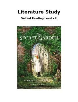 Literature Study: The Secret Garden
