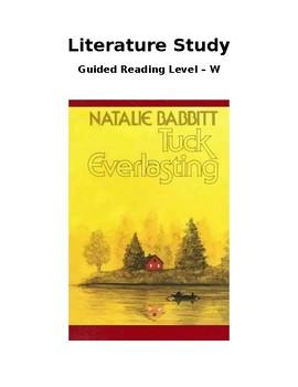 Literature Study: Tuck Everlasting