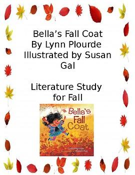 Literature Study for Fall:  Bella's Fall Coat