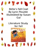 Literature Study for Fall:  Bella's Fall Coat