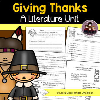 Giving Thanks: A Literature Study