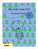 Literature Study for Jake Drake Know-It-All by Andrew Clements