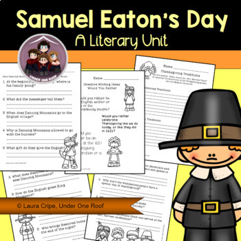 Samuel Eaton's Day: A Literature Study