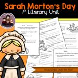 Sarah Morton's Day: a Literature Study