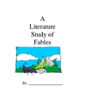 Literature Study of Fables