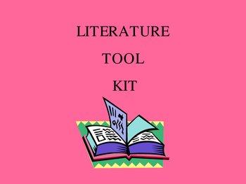 Literature Tool Kit - PowerPoint
