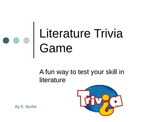 Literature Trivia Game
