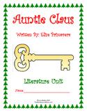 "Literature Unit: ""Auntie Claus"" by Elise Primavera"