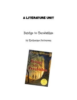 Literature Unit: Bridge to Terabithia