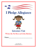 "Literature Unit: ""I Pledge Allegiance"" by Pat Mora and Libby Martinez"