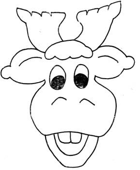 Morris The Moose - Literature Unit