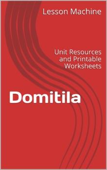 Literature Unit Study Guide for Domitila