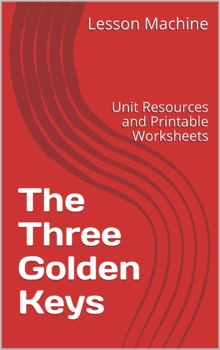 Literature Unit Study Guide for The Three Golden Keys By Peter Sis