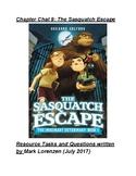Literature Unit The Sasquatch Escape by Suzanne Selfors