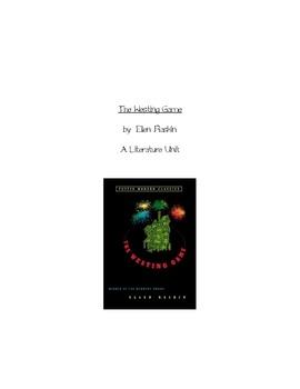 Literature Unit: The Westing Game