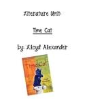 Literature Unit: Time Cat