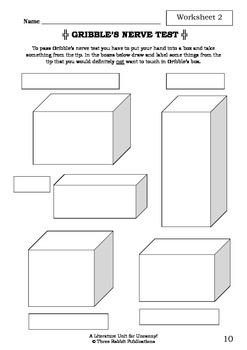 Literature Unit - UNCANNY! - Paul Jennings - Novel Study - Worksheets