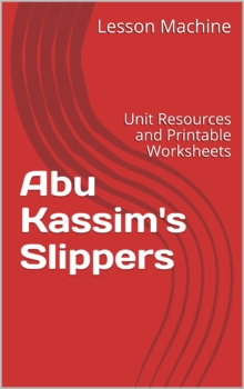 Literature Unit for Abu Kassim's Slippers by Nancy Green