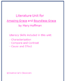 Amazing Grace and Boundless Grace