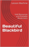 Literature Unit for Beautiful Blackbird by Ashley Bryan